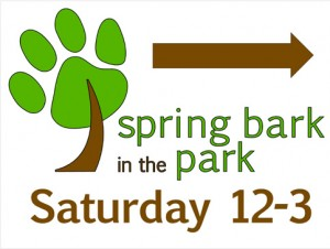 Spring Bark in the Park
