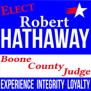 4' x 4' Campaign Sign